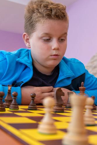 Grand Prix Spółdzielni Mieszkaniowej w Szachach Turniej VII-21