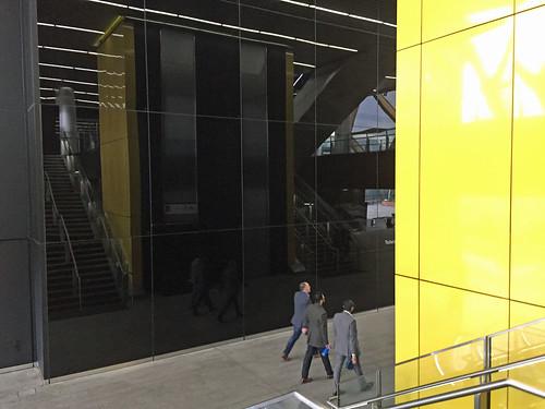 Crossrail - Canary Wharf