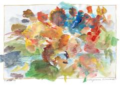 Wolfram Zimmer: Aleatory - Aleatorik (ein_quadratmeter) Tags: wolfram zimmer meinzimmer wolframzimmer kunst malerei gemälde painting freiburg burg birkenhof kirchzarten ausstellung ausstellungen aktionskunst zeichnung grafik drawing graphic bretagne from palette aus der madp