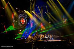 Jeff Lynne's ELO 2018 (Holfo) Tags: elo birminghamnia gigconcert jefflynne lights colour lightshow gig nikon p7800 stage people concert music