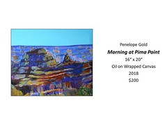 """Morning at Pima Point • <a style=""""font-size:0.8em;"""" href=""""https://www.flickr.com/photos/124378531@N04/31490071858/"""" target=""""_blank"""">View on Flickr</a>"""