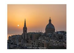 Valletta Sunrise (michaelbeattie440@btinternet.com) Tags: valletta malta sunrise