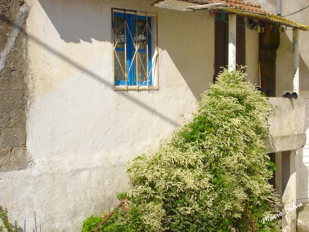 Águas Frias (Chaves) - ... uma casa na Aldeia (que fica para memória futura) ...