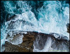 180418-0010-MAVICP.JPG (hopeless128) Tags: australia wave rocks sydney waves 2018 sea clovelly newsouthwales au