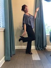 304/365 (boxbabe86) Tags: 300views propertymanagement apartments leasingagent posing woman jen iphone8plus leasingoffice tuesday october stevensonranch 10secondtimer heels work timer 365days