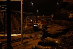 Sr2 32xx class electric loco at Vuosaari harbour (Tuukka Varjoranta) Tags: vr sr2 vuosaari vuosaarensatama vuosaariharbour t55577