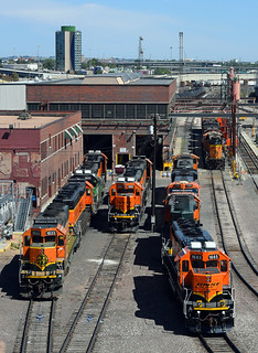BNSF Denver - 35 Years later