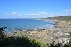 Whitsand Bay, Cornwall (James Mans) Tags: nikon d5500 cornwall polhawn fort uk england sea ocean cliff bay landscape coast bluff sky grass water beach rock sigma1750mm28