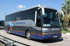 Volvo B12 Noge Touring - Therpasa 189 (emilijoan) Tags: autobus autocar bus instabus fotobusvalencia transporte people ford factory manufacturer volvo noge touring therpasa zaragoza transvia grupotransvia