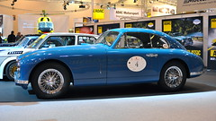 Aston Martin DB2 I 1950-1953 (Transaxle (alias Toprope)) Tags: essen motorshow ems essenmotorshow ems2016 exhibition center sportscars motorsport tuning classiccars racing performance formulaone competition spare parts design features tyres alloys wheels auto autos car cars coche coches carros carro voiture voitures macchina macchine soul beauty power toprope