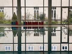 stillness (maramillo) Tags: maramillo pool piscina empty cyunanimous reflection