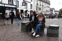 Attachments (Bury Gardener) Tags: streetphotography street streetcandids snaps strangers candid candids people peoplewatching folks keswick cumbria 2018 nikond7200 nikon england uk british britain lakedistrict