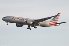 N757AN 2909iii copy (Baz Aviation Photo's) Tags: n757an boeing 777223er american airlines aal aa heathrow egll lhr 27l aa106