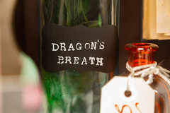 Dragon's Breath (giantmike) Tags: alley bottles epicsystemscorporation ingrediants shop store wizards window
