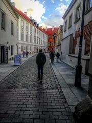 Calles... (Nikar1) Tags: callejeando castillo hdr polonia varsovia