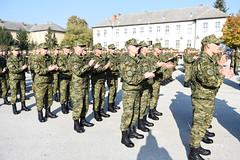 U Požegi svečano prisegnuo 23. naraštaj ročnika (MORH Ministarstvo obrane Republike Hrvatske) Tags: svečanaprisegaročnika požegavojarna 123 brigade hva u požegifoto morh m čobanovćmorhhrvatska vojska ročnici prisega morhhr wwwmorhhr