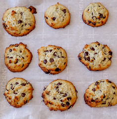 2018.10.21 Low Carbohydrate Chocolate Chip Cookies, Washington, DC USA 06705