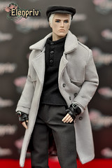 Lukas Style Strategy in fashions by ELENPRIV (elenpriv) Tags: lukas style strategy maverick fr homme integrity toys jasonwu doll 12inch elenpriv elena peredreeva handmade clothes dollclothes cestchic collection