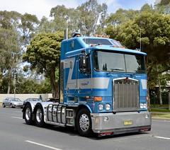 TEGRA (quarterdeck888) Tags: trucks truckies transport australianroadtransport roadtransport lorry primemover bigrig overtheroad class8 heavyvehicle highway road truckphotos nikon d7100 movingtrucks jerilderietrucks jerilderietruckphotos quarterdeck frosty expressfreight generalfreight logistics overnightfreight highwayphotos semitrailer semis semi flickr flickrphotos convoyforkids convoy waggaconvoyforkids2018 riverinaconvoyforkids riverinatruckshow truckshow workingtrucks transportexpo kenworth k108 tegra