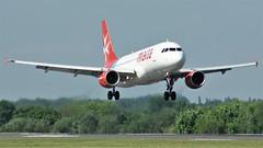 9H-AEQ (AnDyMHoLdEn) Tags: airmalta a320 egcc airport manchester manchesterairport 05r