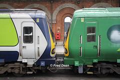 Irish Rail 29001 + 29003. (Fred Dean Jnr) Tags: irishrail 29000class dieselmultipleunit 29003 29001 connollystationdublin september2018 iarnrodeireann