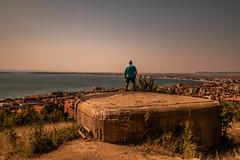 Bunker mit Ausblick (Yami-Photography) Tags: bunker wk2 ww2 bulgaria bulgarien sonnenstrand stimmung urlaub canon eos 70d sigma 1770mm nd photography