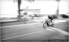 Number 53 (Steve Lundqvist) Tags: slow motion shutter panning motorbike bike moto motorcycle motocicletta action
