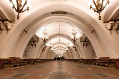 Arbatskaya (gubanov77) Tags: subway transport station underground metro moscow russia platform arbatskaya moscowphotography moscowmetro mosmetro metropoliten
