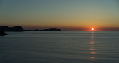 Ibiza sunset (gerhardschorsch) Tags: sommer sonnenuntergang sonne sunset sun zeiss za ilce7r a7r available availablelight ibiza sony fe55mmf18za 55mm fe55mm vollformat panorama abendstimmung meer mare festbrennweite