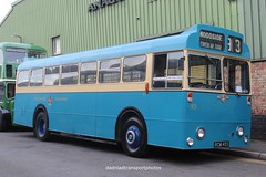 Birkenhead Transport 93 (anthonymurphy5) Tags: birkenhead birkenheadtransport93 rcm493 masseybodied leylandleopard wirraltransportmuseum travel transport outside busphotography buspictures busspotting busgarage bus