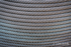 Wire rope (Karlgoro1) Tags: sony alpha a7r ii mirrorless digital camera ilce7rm2 sonnar t fe 55mm f18 za lens sel55f18z new york street road city manhattan lines geometric symmetry wire rope steel abstract