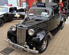 1951 Ford V8 Pilot LVR 526 (BIKEPILOT, Thx for + 4,000,000 views) Tags: ford v8pilot lvr526 aldershotcarshow aldershot hampshire uk england britain carshow car automobile vehicle transport classic vintage 1951