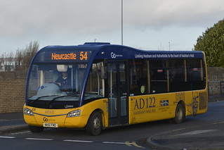0636 NK61 FMD Go North East