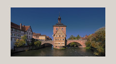 Bamberg, altes Rathaus (Thomas Rausch (!)) Tags: bamberg rathaus pikant geigerin weitwinkel