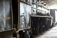 I_B_IMG_0582 (florian_grupp) Tags: asia myanmar burma train railway railroad myanmarailways southeast metergauge metregauge 1000mm steam locomotive scrap yard vulcan foundry pyuntaza