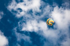 Adventure air balloon - Credit to https://homegets.com/ (davidstewartgets) Tags: adventure air balloon blue sky bright clouds color colorful colourful daylight flight flying freedom high hot hotair leisure light outdoors summer white wind