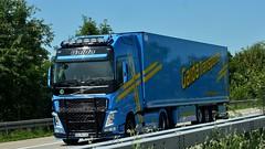 D - Gaida Transporte Volvo FH GL04 (BonsaiTruck) Tags: gaida volvo lkw lastwagen lastzug truck trucks lorry lorries camion caminhoes