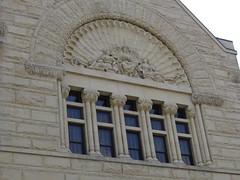 Wood County Courthouse (1895) (jaci starkey) Tags: 2015 ohio woodcounty courthouses