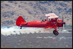 (K-Szok-Photography) Tags: applevalleyairshow airshow aviation aircraft aerobatics socal sbcusa california canon canondslr kenszok kszokphotography stearman vickybenzing canon50d 50d