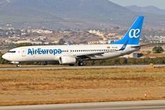 EC-LPR Boeing 737-85P Air Europa AGP 22-09-18 (PlanecrazyUK) Tags: lemg malaga–costadelsolairport malaga costadelsol eclpr boeing73785p aireuropa agp 220918