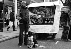 Roasted Pralines (Bury Gardener) Tags: bw burystedmunds blackandwhite britain england eastanglia suffolk streetphotography street streetcandids snaps strangers candid candids people peoplewatching folks 2018 nikond7200 nikon uk cornhill