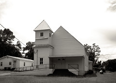 Mt. Vernon Baptist Church & a Story of Racial Injustice (Mike McCall) Tags: copyright2018mikemccall photography photo image usa culture southern america thesouth unitedstates northamerica south georgia randolph county springvale fineartphotography fineart art documentaryeditorial religion christian christianity baptist church houseofworship worship protestant faith africanamerican heritage history racial injustice sex murder abuse execution electric chair electricchair lenabaker lena baker woman pardon segregation