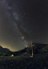 La croix (bouky1) Tags: mars milky way voie lactée night nuit star etoiles croix longexposure canon
