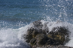 _DSC4936 (Azurel96) Tags: beach playa mar ocean sea shore seashore waves submarine marine asturias nature natural beauty colorful sky skyline landscape water