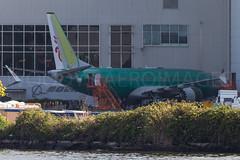 7207 737-8 Air China (737 MAX Production) Tags: b737 boeing737max boeing boeing737 boeing7378 boeing7378max 72077378airchina