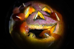 Compost Horror (Victor Burclaff) Tags: macromondays trickortreat halloween horror