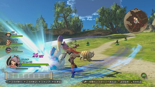 Dragon Quest X gameplay