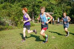 FLO05945 (chap6886@bellsouth.net) Tags: running run race girls boys team trees lake athletes action athletics america xc 5k highmiddleschool highschool