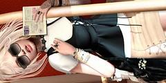 💬  ᵗʰᵉ ʷᵒʳˡᵈ ᶤˢ ᵃ ᵇᵒᵒᵏ ᵃᶰᵈ ᵗʰᵒˢᵉ ʷʰᵒ ᵈᵒ ᶰᵒᵗ ᵗʳᵃᵛᵉˡ ʳᵉᵃᵈ ᵒᶰˡʸ ᵒᶰᵉ ᵖᵃᵍᵉ. (ℒزdsα) Tags: exile misschelsea reign elise pacagaiaoriginal noir travel traveler passport sunglasses black camel preto turista passaporte viagem itdoll doll girl cute woman lotd fashion game gamer gamergirl gamedoll avatar sl secondlife slavatar slfashion free freebie mesh pixel virtual virtualworld beauty beautiful photo photograph snapshot clothing clothes picture blog blogger slblogger secondlifeblogger moda event evento roupas gratuito garota blogueira loja sponsor