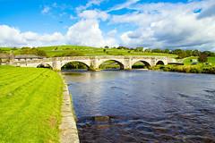 Burnsall Bridge (Kingsley_Allison) Tags: burnsall bridge river riverwharfe yorkshire skipton harrogate boltonabbey nikon northyorkshire nikond7200